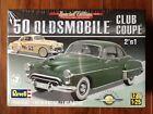 "REVELL 1/25 1950 OLDSMOBILE 2"" n 1 PLASTIC MODEL KIT # 85-4254 FACTORY SEALED"