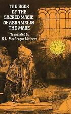 The Book of the Sacred Magic of Abramelin the Mage (Dover Occult), , Acceptable