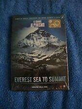 DVD N°8 IL GRANDE ALPINISMO EVEREST SEA TO SUMMIT CORRIERE DELLA SERA