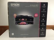 NEW Epson Artisan 810 All-In-One Print Copy Scan Fax Photo Wifi Printer