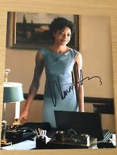 Original Autograph of Naomie Harris  James Bond, Skyfall, Spectre