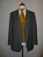 MENS   PURE WOOL TWEED  JACKET BY DUNN & CO  SIZE 44 BRITISH MADE