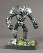Onyx Golem Overlords Monster Reaper Miniatures Warlord Construct Monster Melee