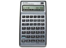 Hewlett Packard hp 17BII+  Business Professional Financial Calculator