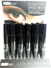 Waterproof Eyeliner Beauty Treats Sleek Pro Delineador de Ojos Resistente Agua