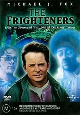 THE FRIGHTENERS - Michael J Fox, Chi McBride, Jake Busey DVD Region 4