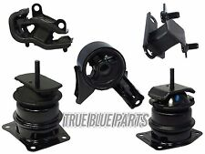 1998-2002 Honda Accord V6 3.0L Engine Motor & Transmission Mount Kit (W/ Vacuum)