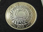 2011 UK £2 coin GENUINE LOW MINTAGE PROOF Development of Technology.Mint./cased