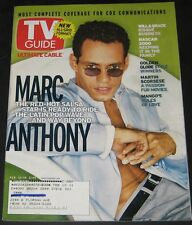 TV Guide February 2000-Marc Anthony