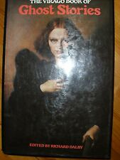 Genuine Vintage 1st Edition Virago Book of Ghost Stories signed 3 authors 1987