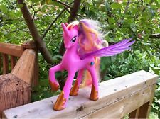 """My Little Pony Princess Cadance Cadence Talking  Toy 8.5"""" Speaks in French"""