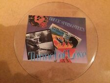 BRUCE SPRINGSTEEN - TUNNELL OF LOVE - UNCUT PICTURE DISC 1987 UK CBS 6512950 N/M
