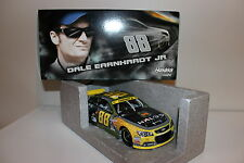 DALE EARNHARDT JR. #88 2015 HALO 5 CHEVY SS 1/24 MINT IN BOX 1 OF 2,312 **RARE**