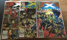 X-Factor #41, 42 And 71
