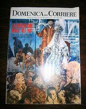 DOMENICA DEL CORRIERE # Anno 69 - N.41 - 3 Ottobre 1967 - Settimanale