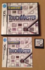 Touch Master Game For Ds Dsi Ds Lite 3Ds Nintendo Complete **99p UK P&P**