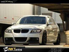 BMW E90/E91 prefacio (2005 - 2009) - Delantero Labio Divisor Msport Mpakiet Solapas