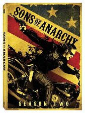 Sons of Anarchy: Complete Season 2 Box Set - New R4 DVD - TV Series Two Boxset