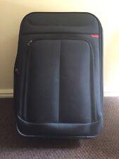 John Lewis Z-lite 2 -wheeled Black Suitcase Medium