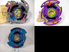 Bakuten Shoot Beyblade Anime RUSSIA TEAM Wolborg Wyborg Seaborg, set bundle