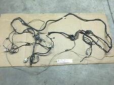87-89 Ford Mustang Chassis Body Wiring Harness Tail Light Fuel Pump Hatchback OE