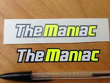 "Iannone ""The Maniac"" Screen Decals (small)"