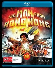 The Man From Hong Kong (Blu-ray, 2016) (Region B) Aussie Release