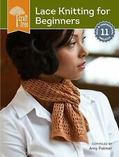 Craft Tree: Craft Tree Lace Knitting for Beginners (2013, Paperback)