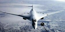 Tupolev Tu-160 Supersonic Strategic Bomber Aircraft Wood Model Free Shipping