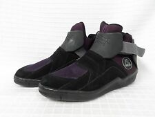 EUC VTG Rollerblade METROBLADE Suede Classic 90s inline skate shoes 6 insole