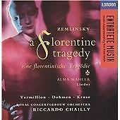 Riccardo Chailly - Alexander Zemlinsky (A Florentine Tragedy; Alma Mahler Lieder