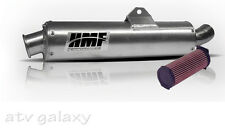 HMF Performance Grizzly 660 2002 - 2008 Slip On Exhaust Muffler & K&N Filter