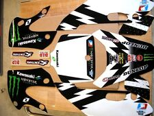 Klx 110 02-09 kx 65 02-13 Graphics Kit Graphics only new for 2014