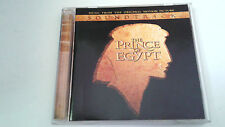 "ORIGINAL SOUNDTRACK ""THE PRINCE OF EGYPT"" CD 19 TRACKS HANS ZIMMER BANDA SONORA"