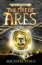 The Fire of Ares by Michael Curtis Ford (2009, Paperback)
