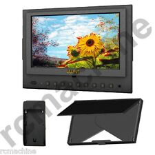 "Limited New Year SALE Lilliput 7"" 5D-II/O/P Peaking LP-E6 HDMI Monitor Canon 5D3"