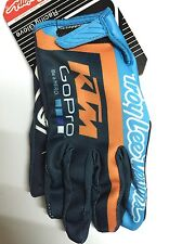 Troy Lee Designs Aire KTM Team Go Pro TLD Motocross Guantes Fox