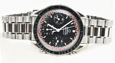 2000 Omega Speedmaster F1 Michael Schumaker Champion Limited Watch Black Auto