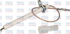 BIASI PARVA M96 24sm 28sm Fiamma Sensore rilevamento elettrodo, lead bi1123102-NUOVO