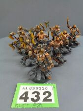 Warhammer Age of Sigmar Warriors of Chaos Khorne Bloodreavers 432