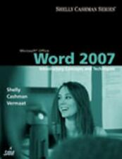 Microsoft Office Word 2007: Introductory Concepts and Techniques (Shelly Cashman