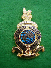 Royal Marines Commando/SBS Famous Green Beret/Cap Badge Military Lapel/Tie Pin