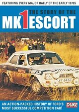 The Story of The Ford Escort MKI (New DVD) Rallying 1970s Avon Tour Fitzpatrick