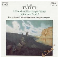 Tveitt: A Hundred Hardanger Tunes, Suites Nos. 2 & 5, New Music
