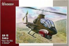 "SPECIAL HOBBY SH72278 1/72 AH-1G Cobra ""Over the USA & Europe"""