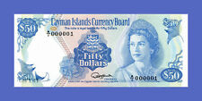 CAYMAN ISLANDS - 50 Dollars 1987s - Reproductions - See description!!!