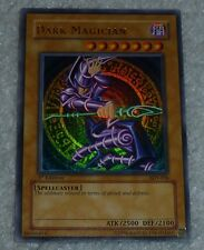 DARK MAGICIAN - SDY-006 - 1st Edition - Ultra Rare Holo Foil YuGiOh Card New/NM