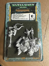 CITADEL MINIATURES - WARHAMMER 40000 40K CHAOS SPACE MARINE LORD NUOVO