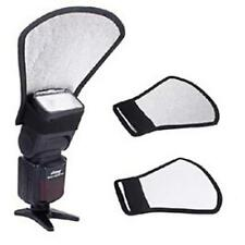 Universal Flash Light Speedlite Bounce Reflector Diffuser For Canon Nikon Small