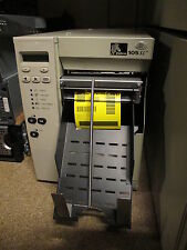 Zebra 105SL 10500-200E-1070 Thermal Barcode Label Printer Network Serial Cutter